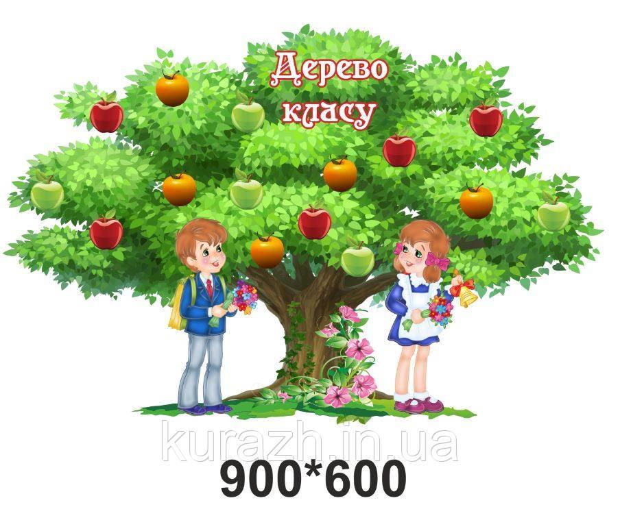 Стенд «Дерево класу»
