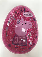Щетка для волос детская розовая с блёстками фирмы Claire's ( оригинал)