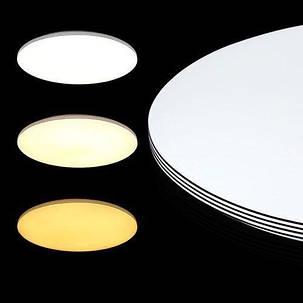 Світильник світлодіодний Biom SMART SML-R04-170 3000-6000K 170Вт з д/к, фото 2