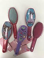 Щетка для волос модная яркая  фирмы Claire's ( оригинал)
