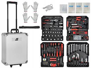 Набор инструментов в чемодане Malatec 1000 элементов (9061)