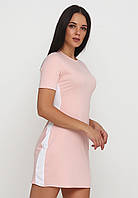 Удобное приталенное стрейчевое платье спортивного стиля Mira