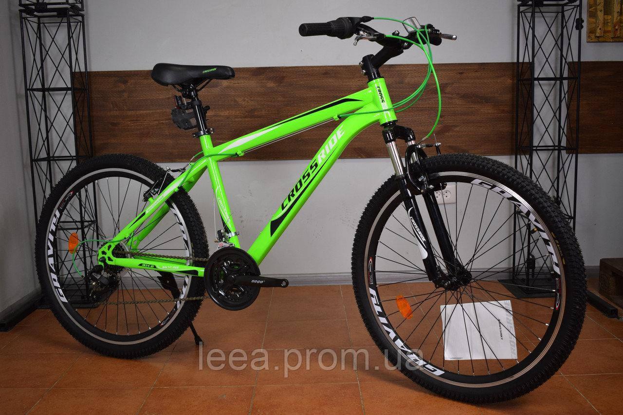 """Горный велосипед 26"""" Crossride Skyline (Ardis) скоростей: 21"""".рама: 17"""". цвет в ассортименте"""