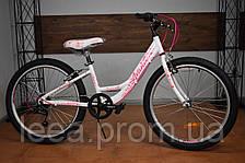 "Подростковый велосипед 24"" Avanti Blanco (скорость: 6) рама: 12"""