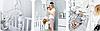 Музыкальный мобиль-каруселька для кроватки Звездочки BabyOno (15 мелодий), фото 9