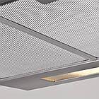 Кухонна витяжка плоска нержавійка BORGIO BHW 10-50 inox, фото 3
