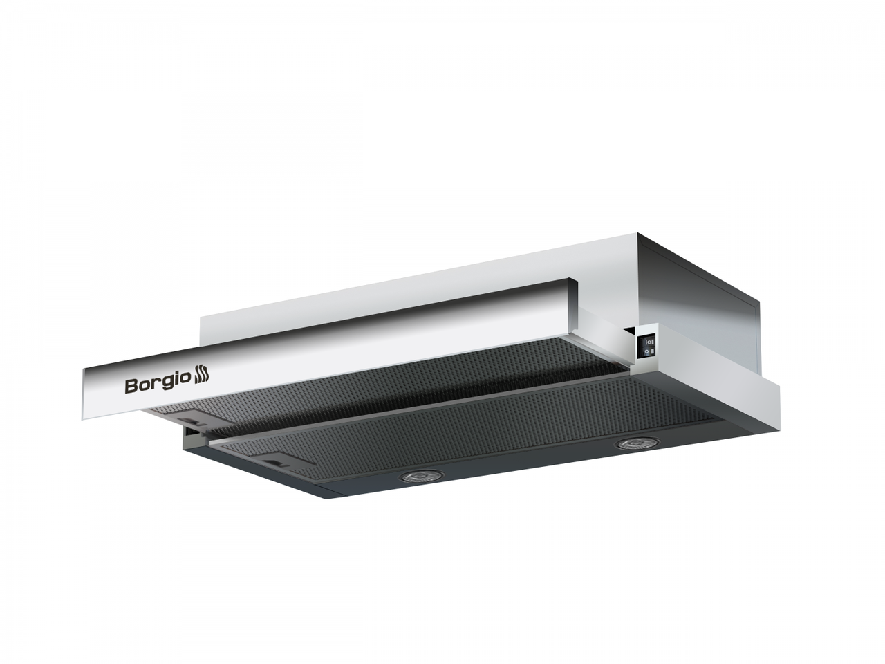 Кухонна витяжка вбудована BORGIO BLT(R) 50 inox