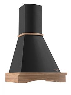 Кухонна витяжка купольна чорна BORGIO BR 60 black