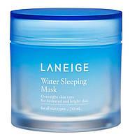 Увлажняющая ночная маска на основе талой воды Laneige Water Sleeping Mask Обычный