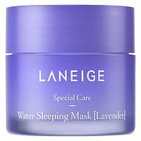 Увлажняющая ночная маска на основе талой воды Laneige Water Sleeping Mask Лаванда