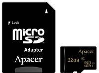 Карта памяти APACER microSDHC 32GB UHS-I U1