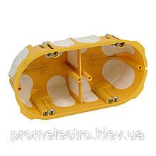 Коробка приладова подвійна KPL 64-50/2LD KOPOS