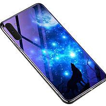 TPU+Glass чехол Fantasy с глянцевыми торцами для Samsung Galaxy Note 10