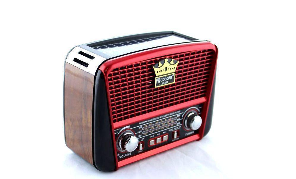 Радио GOLONE RX-455 BT