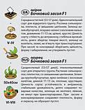 "Семена огурца ""Бочковой засол"" F1 (0,5 г) от Agromaksi seeds, фото 2"