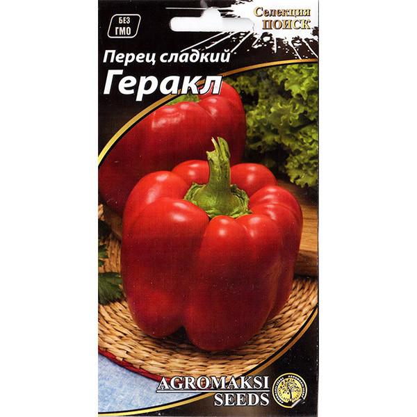 """Семена перца """"Геракл"""" (0,2 г) от Agromaksi seeds"""