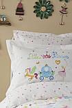 Постельное белье Karaca Home подростковое Perry ранфорс, фото 3