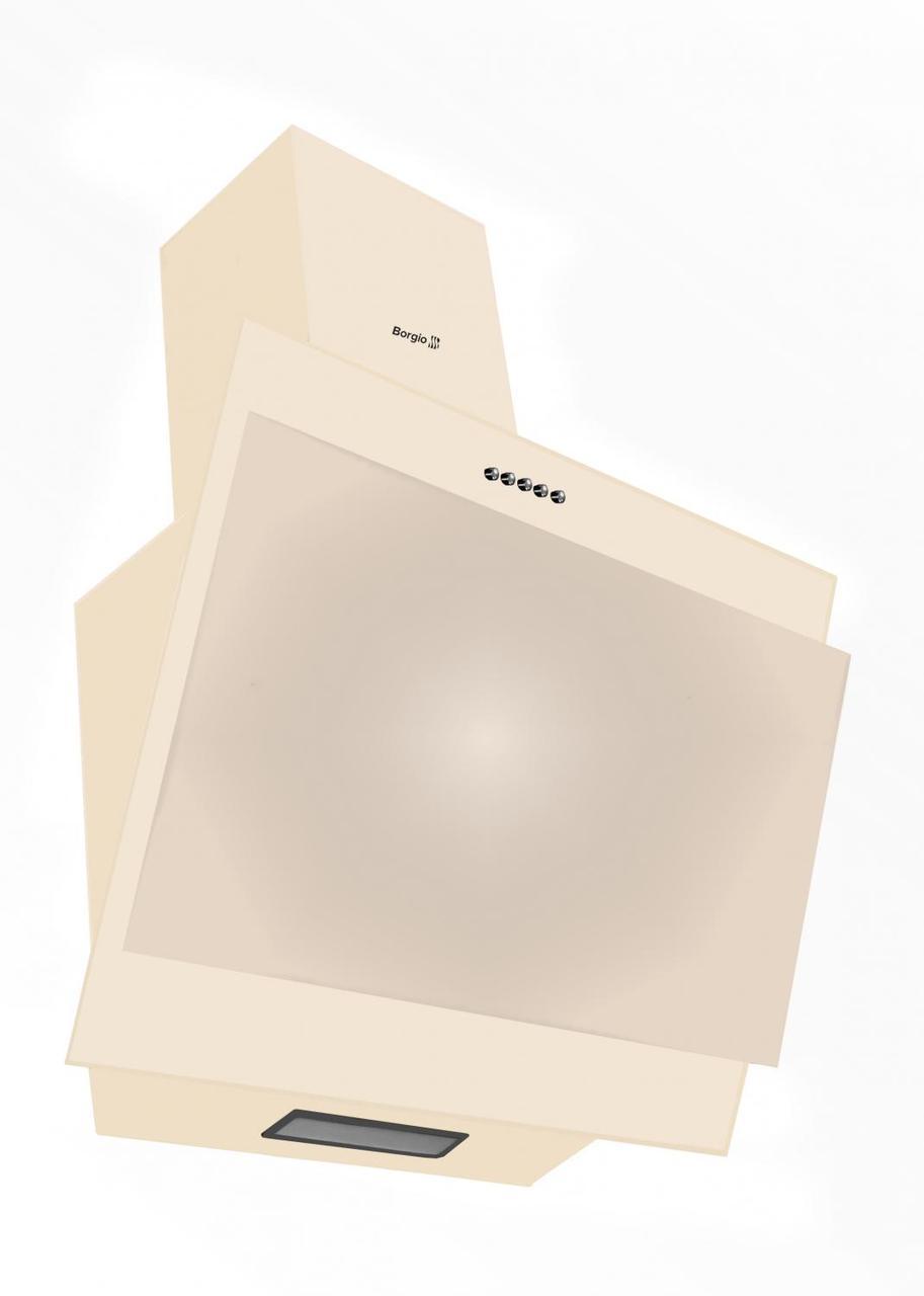 Кухонна витяжка BORGIO RNT-SG 60 ivory MU (850 м/куб)