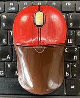 Шоколадная мышка компьютерная в подарочной упаковке