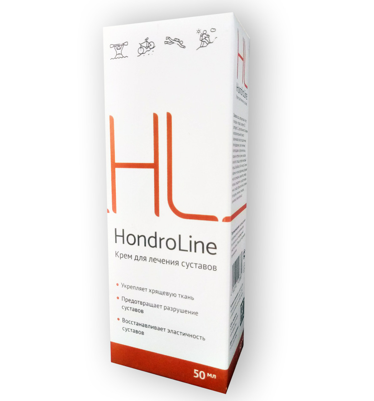 Hondroline - Крем для лечения суставов (Хондролайн), Укрепляет хрящевую ткань