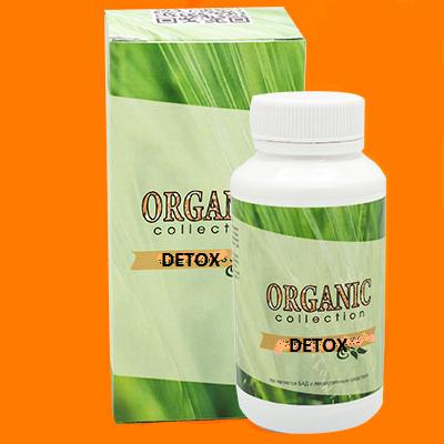 Detox - препарат для очищения от токсинов от Organic Collection (Детокс)