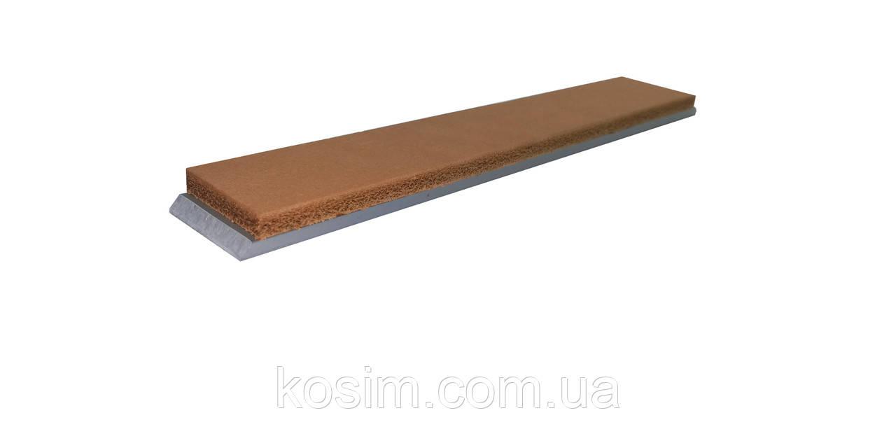 Бланк с кожей KosiM для полировки правки ножей бритв