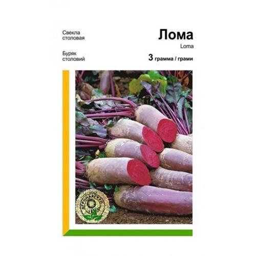 "Семена свеклы ""Лома"" (3 г) от Rijk Zwaan"