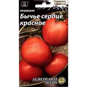 "Семена томата ""Бычье сердце"" красное (0,1 г) от Agromaksi seeds"