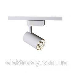ElectroHouse LED светильник трековый 15W белый