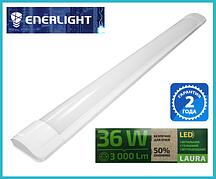 Светильник светодиодный  36W 3000lm ENERLIGHT LAURA 6500К