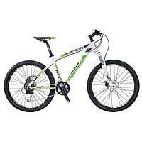Горный велосипед Giant ATX Elite 1 белый/зеленый M/19 (GT)