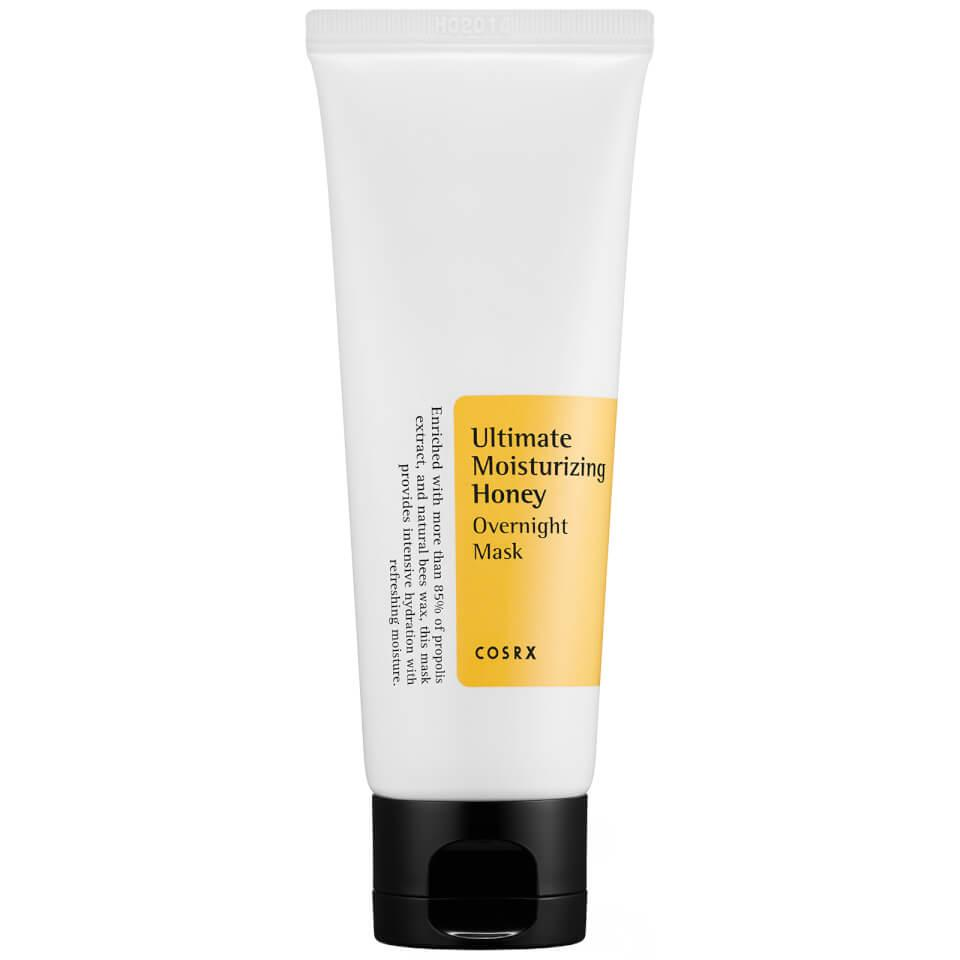 Медова зволожуюча нічна маска COSRX Ultimate Moisturizing Honey Overnight Mask 50 мл