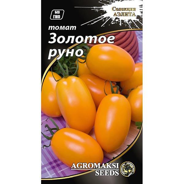 """Насіння томату """"Золоте руно"""" (0,1 г) від Agromaksi seeds"""