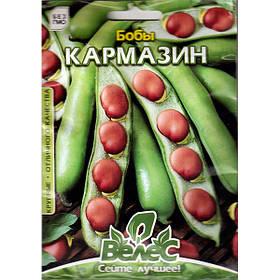 Семена бобов «Кармазин» (20 г) от ТМ «Велес»