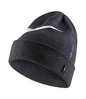 Шапка зимняя Nike Beanie GFA Team AV9751-060 Серый (887231970766)
