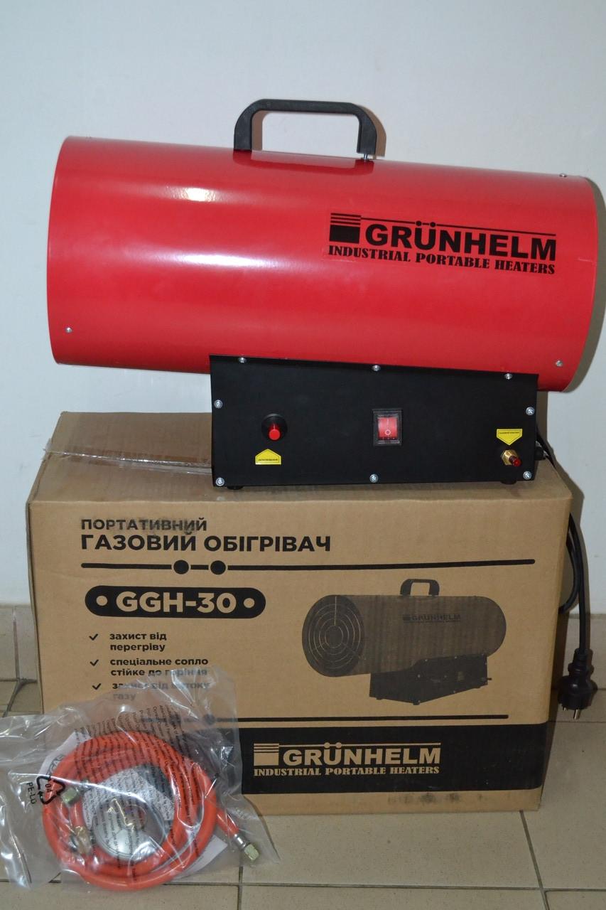 Газова теплова гармата Grunhelm GGH-30 (30кВт)