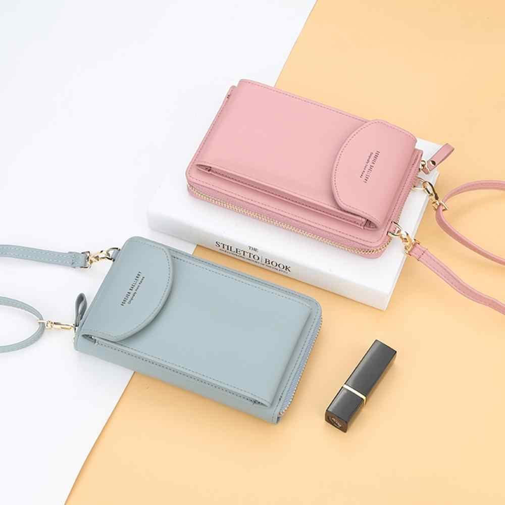 Женская сумочка клатч для телефона Baellerry forever через плечо, сумка кошелёк (11 цветов на выбор)