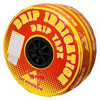 Капельная лента UCHKUDUK  DRIP TAPE плоский эмиттер 0,18мм/20см 1,4L 1000м