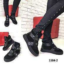 Зимние женские ботиночки.Хит 2019 года.