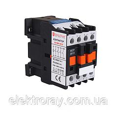 ElectroHouse Контактор магнитный 9A 3P 220V