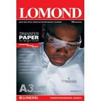 Lomond термотрансферная бумага для светлых тканей А3 формат