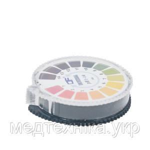 Лакмусовий папір ( pH-тест ) 1-14рН, в рулоні 5 м