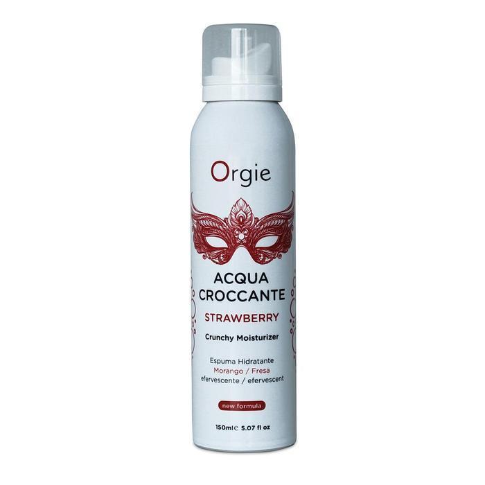 Шипучая массажная пенка для массажа Acqua Crocante Orgie