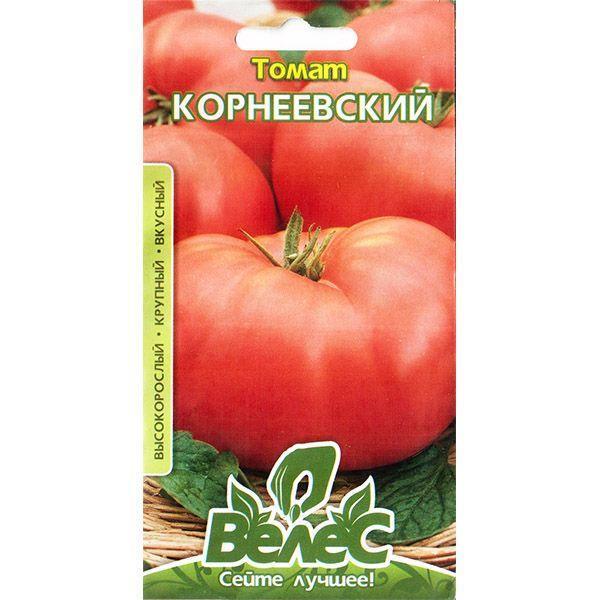 """Семена томата """"Корнеевский"""" (0,15 г) от ТМ """"Велес"""""""