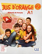 Jus D'orange 2 (A1) Livre + DVD-ROM