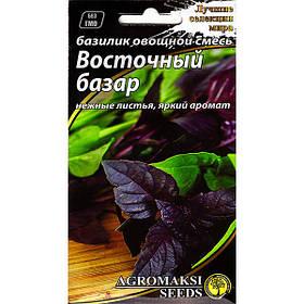 """Семена базилика """"Восточный базар"""" (2 г) от Agromaksi seeds"""