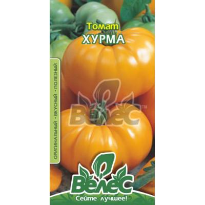 """Насіння томату """"Хурма"""" (0,15 г) від ТМ """"Велес"""""""
