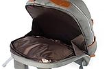 Бизнес рюкзак тканевый для мужчин K-1002gr Y-Master, фото 6