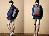 Бизнес рюкзак тканевый для мужчин K-1002gr Y-Master, фото 7