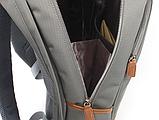 Бизнес рюкзак тканевый для мужчин K-1002gr Y-Master, фото 8